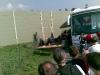 070 za autobusem Lampre se rozjizdi pan Cancellara