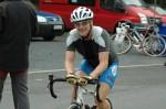 Jirka Folvarčík se usmívá... i to se na tomto závodě někdy stává