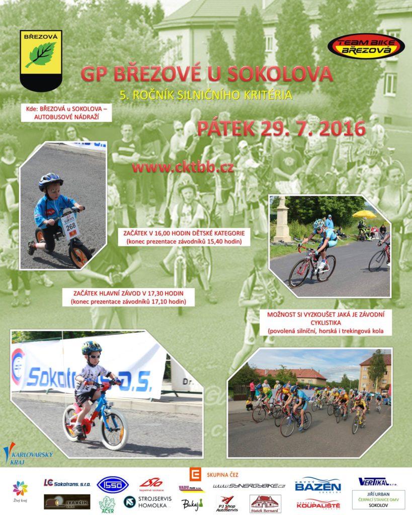 GP 2016 - plakát
